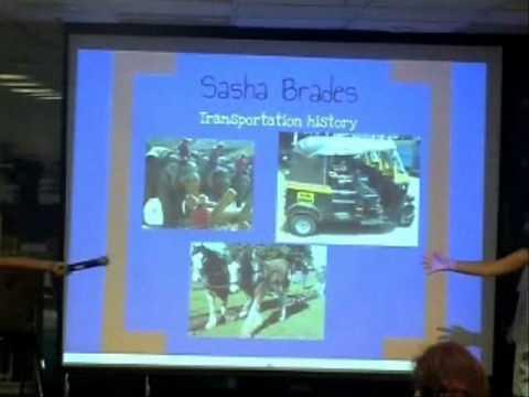 TEDxASB - Grade 5 Students of ASB - Traffic & Pollution