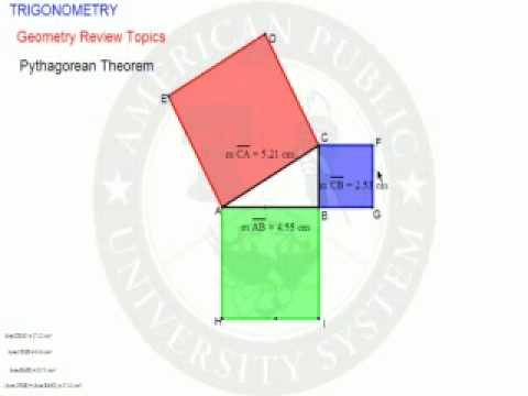 Pythagorean Theorem 1