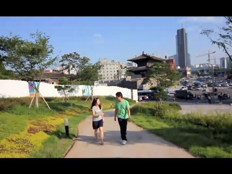 Walk and Talk in Korean - Ep. 3