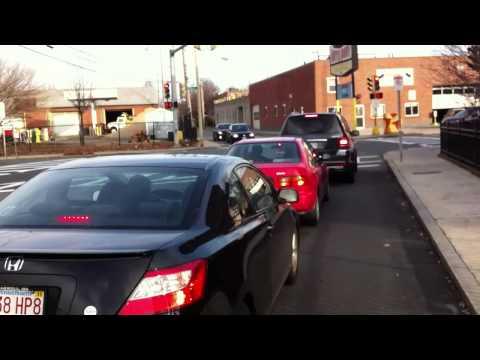 The Takeaway: Boston Bike Commute