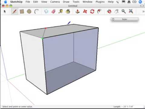 SketchUp won't create a face where I want it to