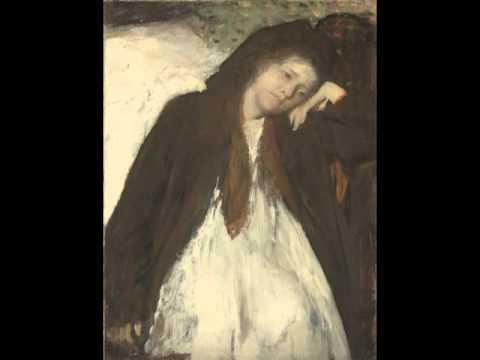 The Convalescent, Edgar Degas