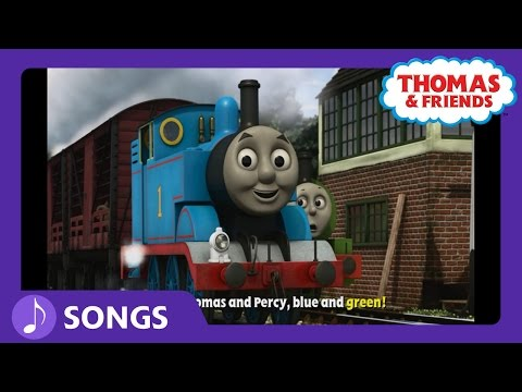 Thomas & Friends: Thomas & Percy Karaoke Song