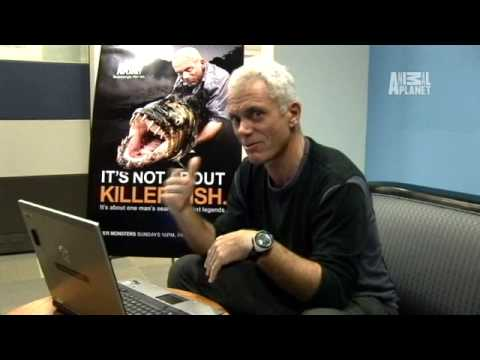 River Monsters - Facebook FAQs #3