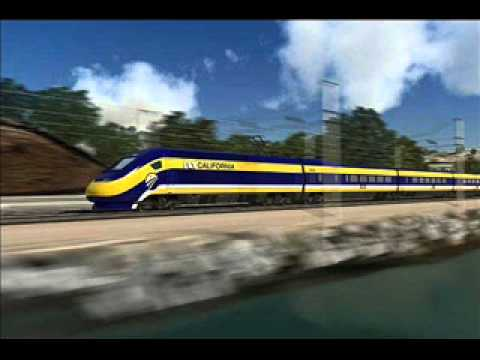 Radio Ad for California High Speed Rail Project