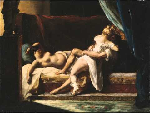 Three Lovers, Théodore Géricault
