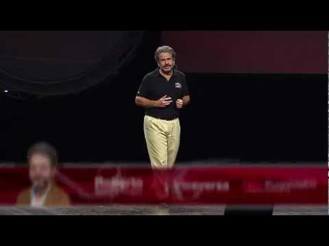 Viceversa: Roberto Sasso Rojas at TEDxPura Vida ED