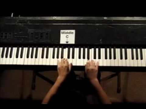 Piano Lesson - Hanon Finger Exercise #14