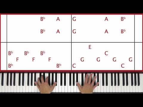 ♫ ORIGINAL - How To Play Titanic My Heart Will Go On Piano Tutorial Lesson - PGN Piano