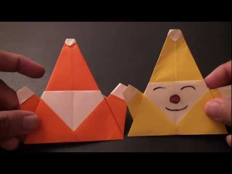 Origami Daily - 088 Santa Clause Ver. 7 - TCGames [HD]