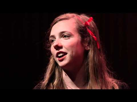 Playing for a grade: Amy Wooler at TEDxYouth@CATPickering