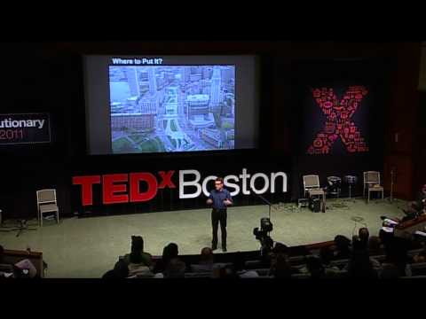 TEDxBoston - Tim Love - Building as Content