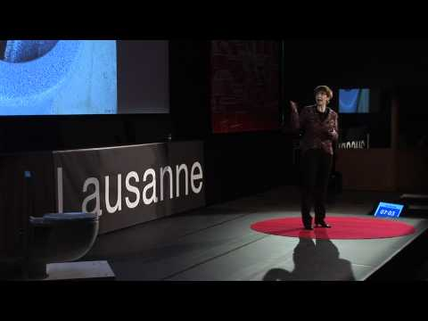 The ecological toilet of the future: Tove Larsen at TEDxLausanne