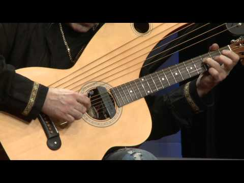 TEDxVancouver - Don Alder - Redefining the acoustic guitar