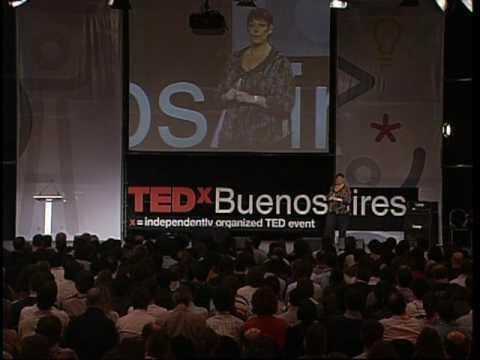 TEDxBuenosAires - Bea Pellizzari - 04/08/10 (Spanish)