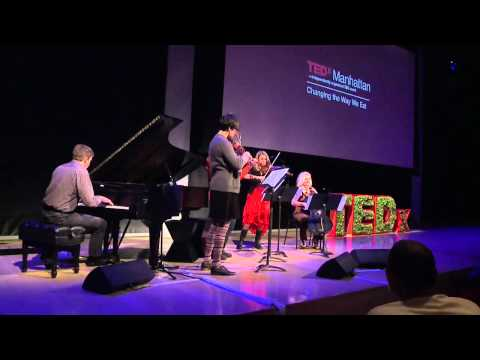 "TEDxManhattan - ETHEL feat. Blair McMillen - The Who's ""5:15"""