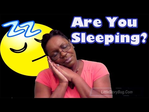 Preschool - Are You Sleeping? - Littlestorybug