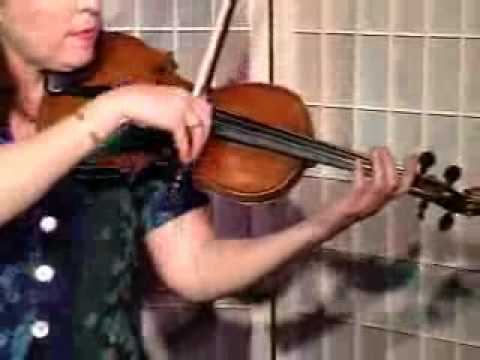 "Violin Song Demonstration - ""The Blues Ain't Nothing But a Good Man Feeling Bad"""