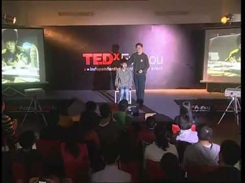 TEDxFuzhou-Zheng Bin-Every Happy moment