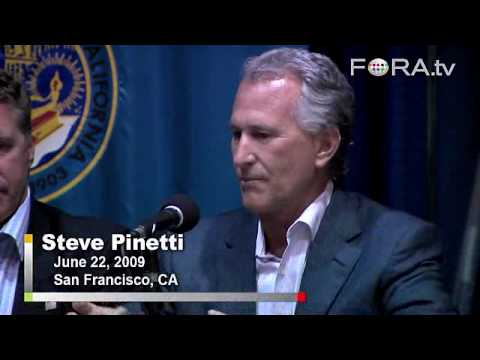 Surprising Benefits for Green Business - Steve Pinetti