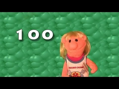 Vids4Kids.tv - Count To 100 By 5's With Sara