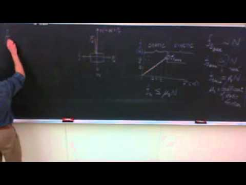 Saylor ME202: Engineering Physics More Time with Newton 2