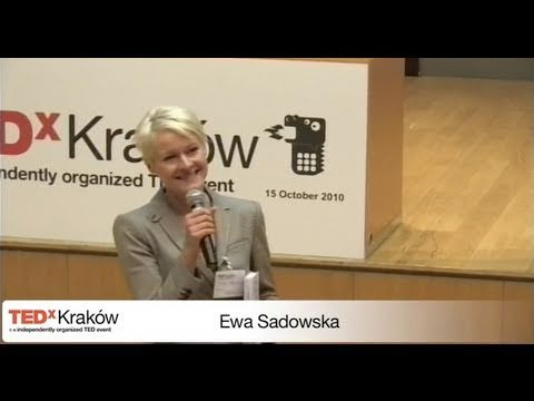 TEDxKrakow - Ewa Sadowska - Creation of Integration Centers for Intra EU-migrants