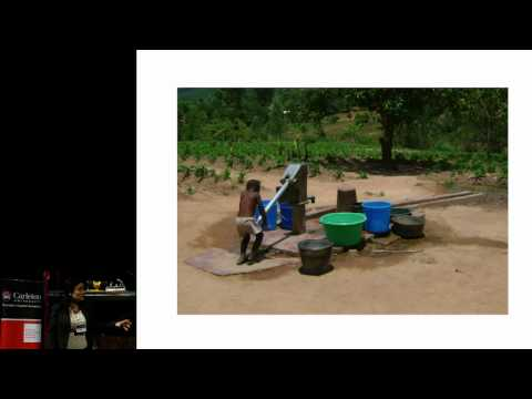 TEDxCarletonU 2010 - Banu Örmeci - Water, Health and Sanitation