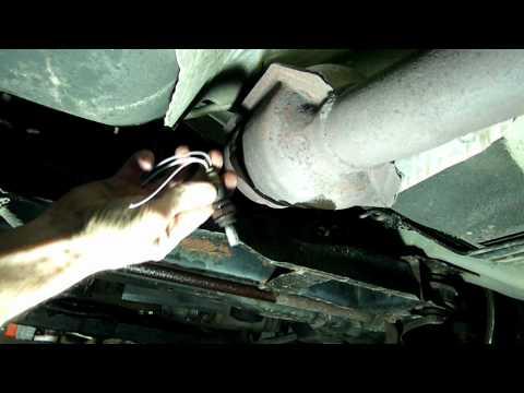 Trouble  Code P0141 Rear Oxygen Sensor