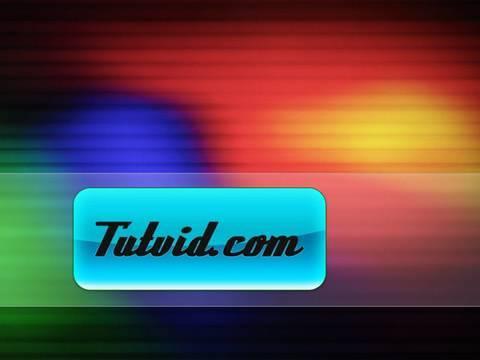 Photoshop CS4: Create a Perfect Gel Button w/ LetterPress Text