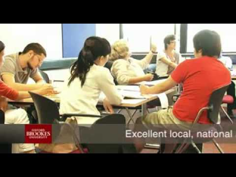 Studying at the Department of Law at Oxford Brookes University: Mandarin translation