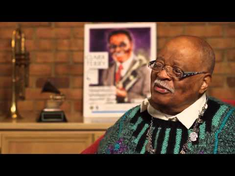 Quincy Jones' Mentor - Clark Terry