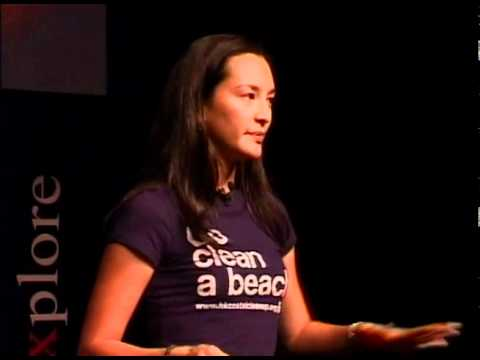 TEDxPearlRiver - Nissa Marion - Coastal Clean Up and Introduces Rob Stewart