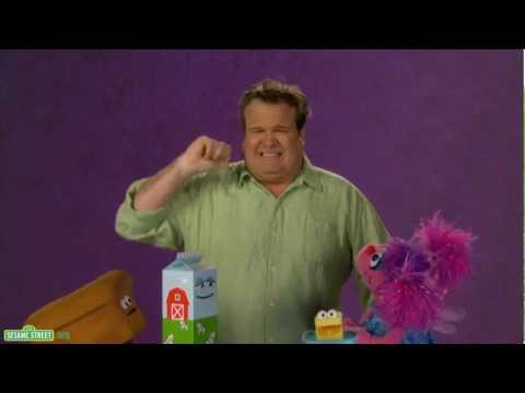 Sesame Street: Eric Stonestreet and Abby Cadabby - Remember