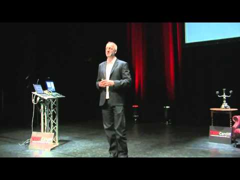 TEDxCardiff - Tim Robertson - All great Art comes from prison
