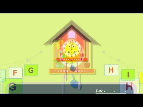 Nursery Rhyme - The Clock