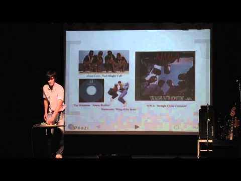 """TEDxNextGenerationAsheville - Nate Wilcox-Pettit - """"Why Does Music Make Me Feel So Good?"""""""