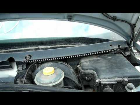 Volkswagen Passat Audi Wiper Motor Replacement Part 1