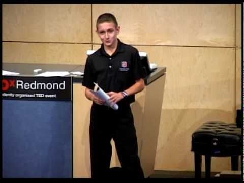 TEDxRedmond - Zach Veach - Racing and Advocating Against Texting While Driving
