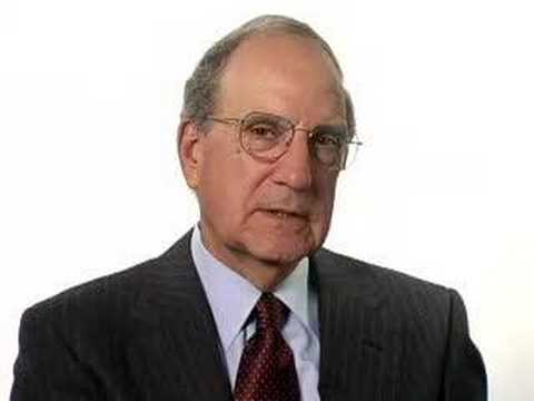 Sen. George Mitchell on the Democratic Primary season.