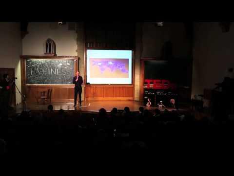 TEDxNewHaven - Hans Schoenburg - Building Online Gift Economies