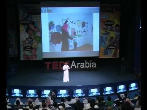 TEDxArabia talk - Mohammed Albakri - Mail Man