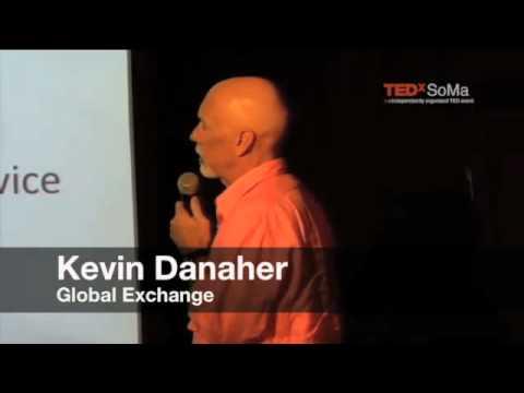 TEDxSoMa - Dr. Kevin Danaher - 1/22/10