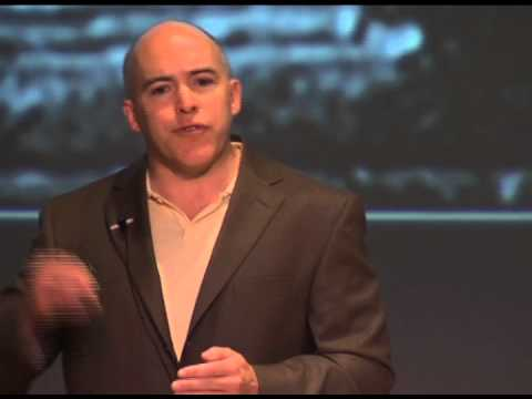 The Collective Frontier: Rob Simmons at TEDxHickory