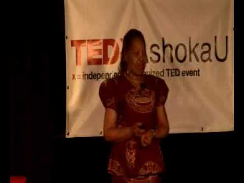 TEDxAshokaU - Kathryn Hall-Trujillo - 2/19/10