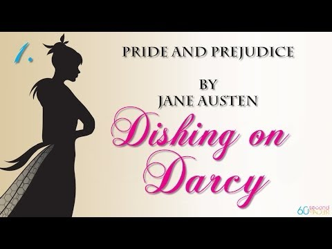 Pride and Prejudice by Jane Austen -- TEASER/TRAILER -- from 60second Recap®