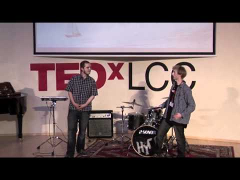 TEDxLCC - IMPRO 241 - How Much Courage Do You Need to Step on the Stage?