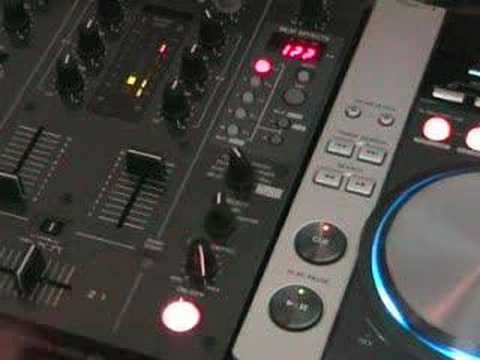Using an FX on a DJ mixer,  FILTER.