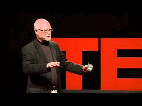 TEDxBend - Charles Jennings - From Armadillos to Monkeys