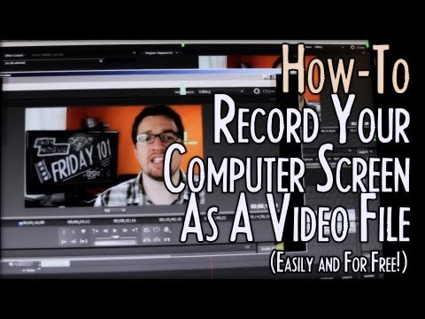 New Live Show Announcements PLUS How-To Record Your Computer Screen to A Video File : FRIDAY 101